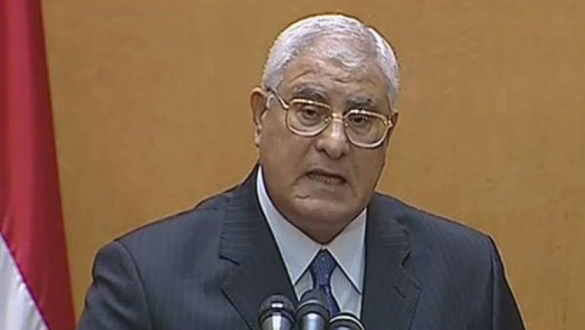 دعوى قضائية تطالب الرئيس المؤقت بحل الشورى