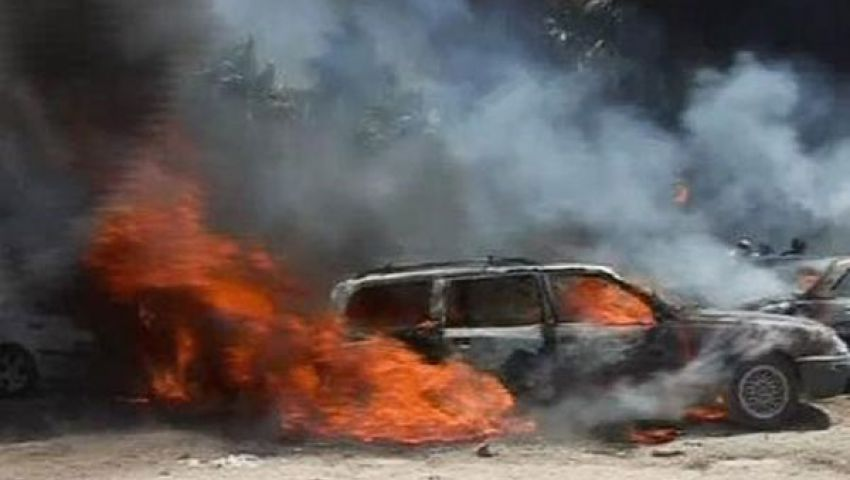 طرابلس اللبنانية تلمم جراحها بعد تفجيرين خلفا 45 قتيلا