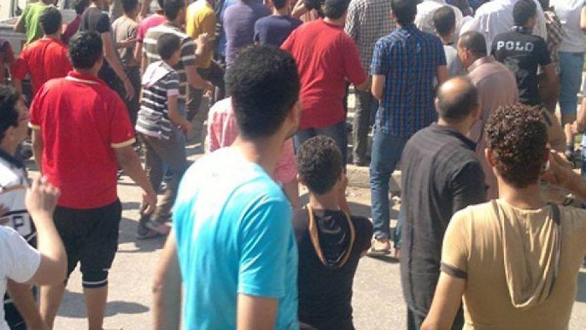 حبس 8 متهمين بالتحريض على العنف في دمياط