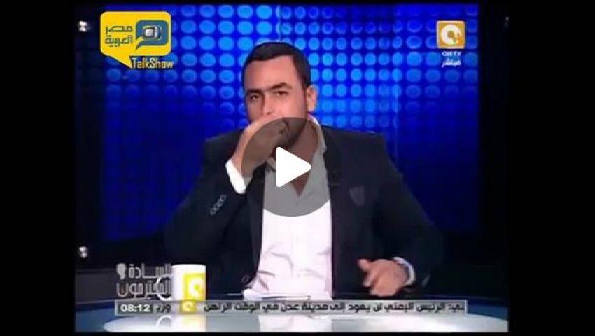 فيديو.. الحسيني: عاصفة الحزم إسم لا يعبر عن واقع
