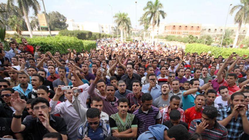 إخوان الأزهر: ندعو للتظاهر مع بدء الدراسة