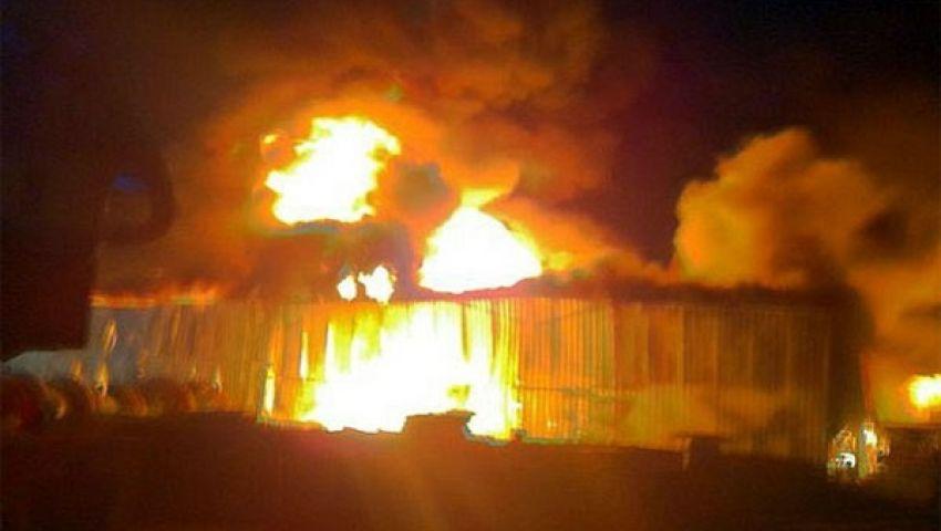 حركة بالفيوم تهدد الإخوان بحرق منشآتهم إذا لجأوا للعنف