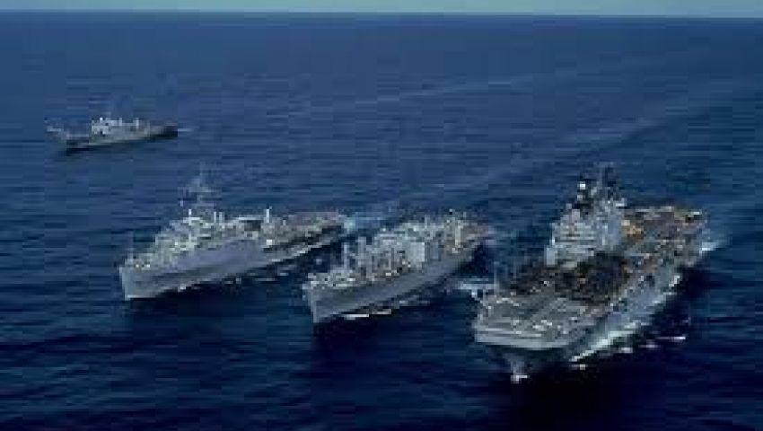البحرية المصرية تقصف مواقع الحوثيين خارج عدن