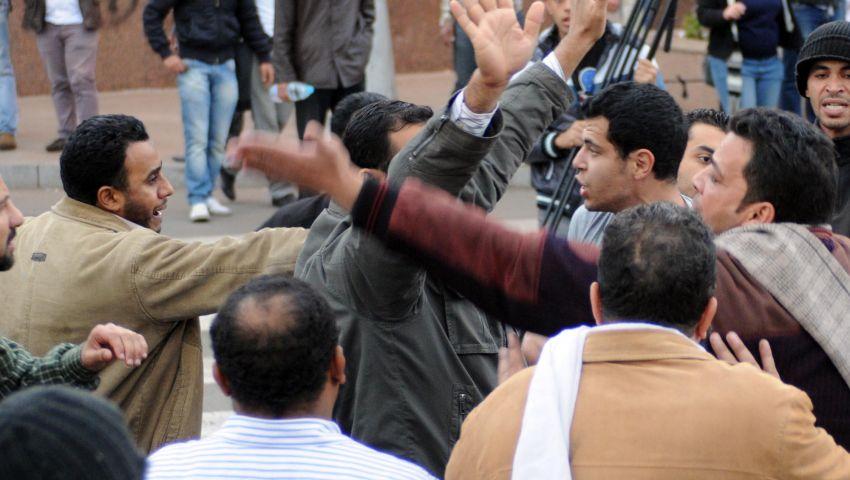 اشتباكات بين أنصار مرسي ومعارضيه بالإسكندرية