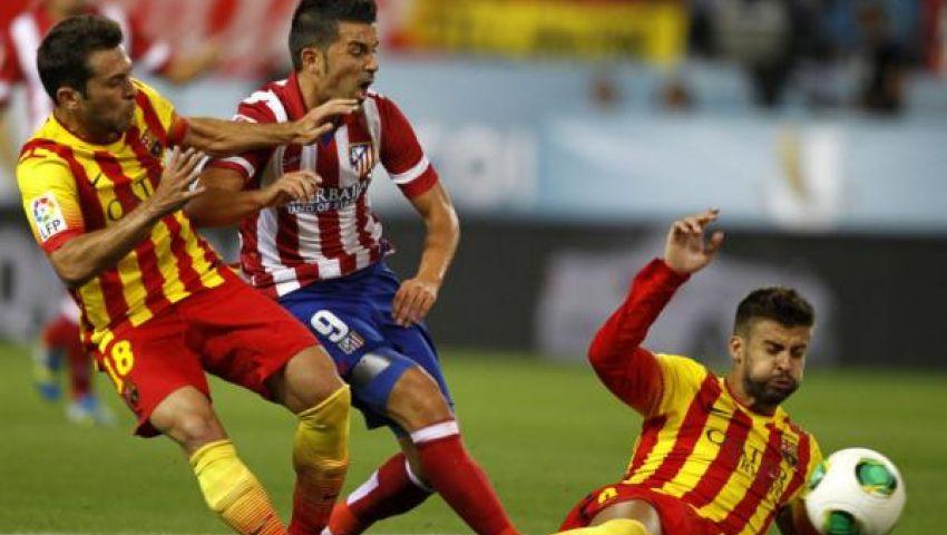 فيا : الحكم جامل برشلونة ولم يطرد بوسكيتس