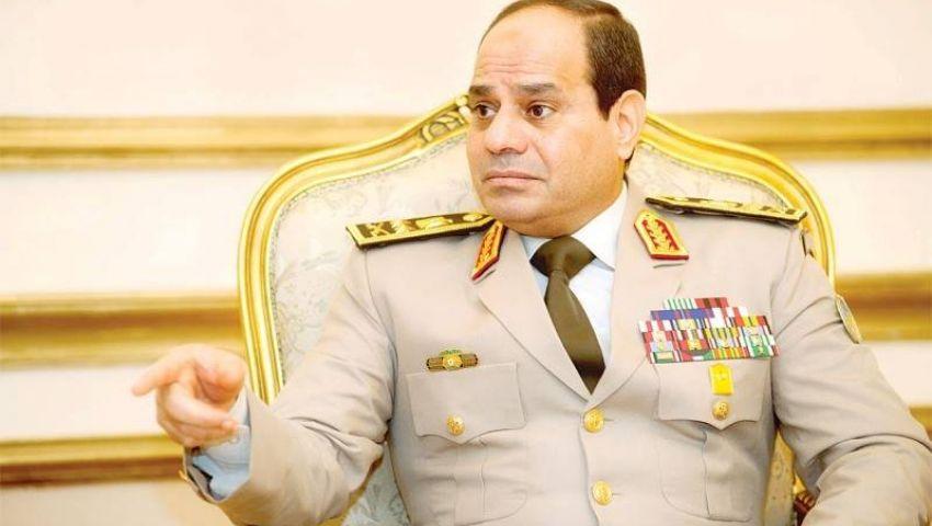 مصر تنتظر مفاجأة السيسي قبل موقعة غانا