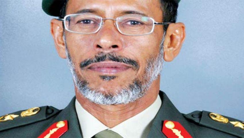 رئيس أركان الجيش الاماراتي يبدأ زيارة للقاهرة