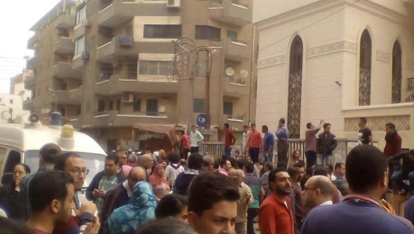 وزير الإسكان يكلف بحوث البناء بإعداد تقارير عن السلامة الإنشائية لكنيستي الإسكندرية وطنطا