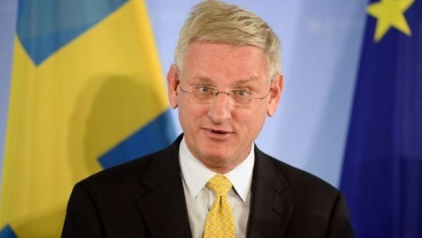 السويد تطالب أوروبا برفض الانقلاب العسكري في مصر