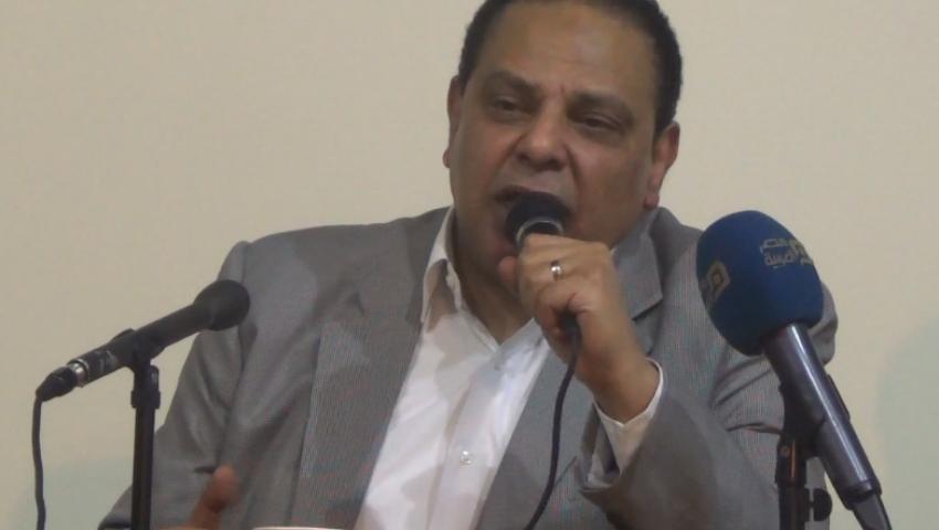 علاء الأسواني: مشهد حشد الأطباء أزعج السلطة
