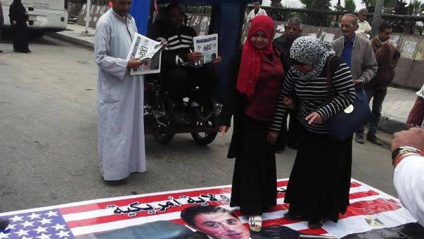 وقفة بالإسكندرية للمطالبة برحيل المحافظ