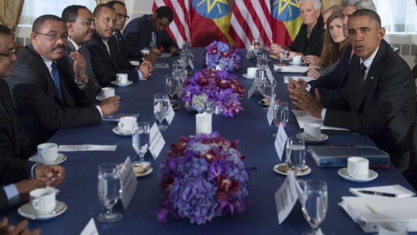 أوباما: اتفقنا مع إثيوبيا على التعاون في مجال محاربة الإرهاب