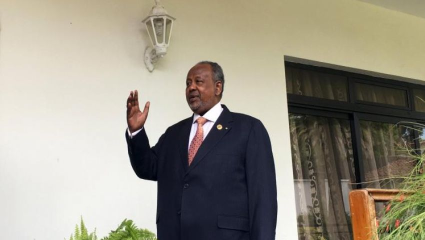 الرئيس الجيبوتي يفوز بولاية رئاسية رابعة