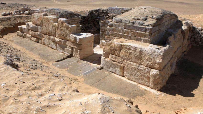 اكتشاف مقبرة أحد ملوك الأسرة الثالثة بوقيسنا