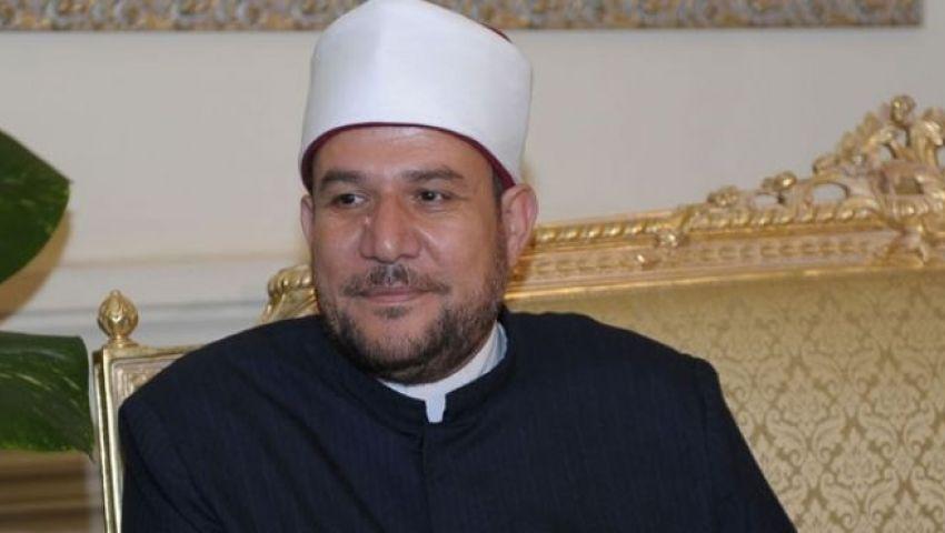 وزير الأوقاف:أتمنى فتح الباب للشعب لمواجهة الإرهاب