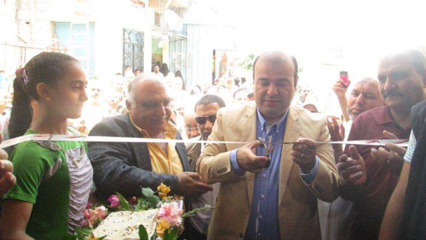 بالصور | وزير التموين يفتتح فرعين للمجمعات الاستهلاكية بالإسكندرية