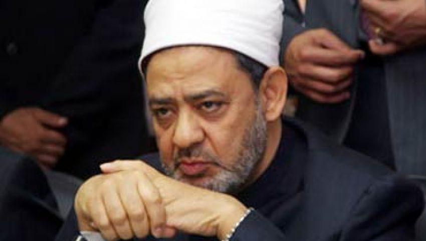 الطيب يدعو المصريين لفتح أبواب التصالح من أجل استقرار الوطن