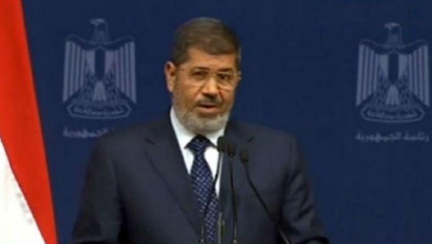 قيادي بـالوسط: قرارات مرسى للتخلص من أذناب النظام السابق