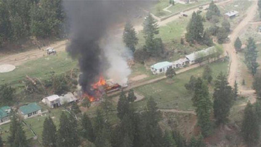 مقتل السفيران النروجي والفيلبيني إثري إسقاط مروحية عسكرية في باكستان
