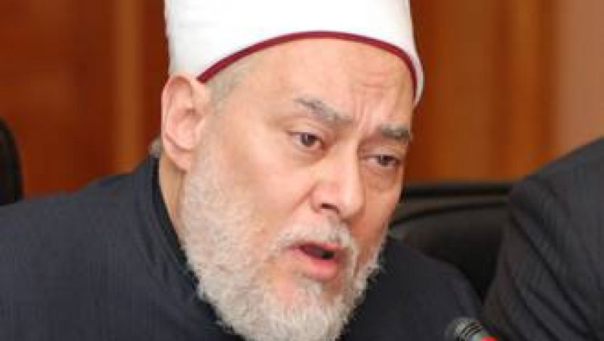 علي جمعة: ما يحدث بمصر إرهاب ولا علاقة له بالإسلام