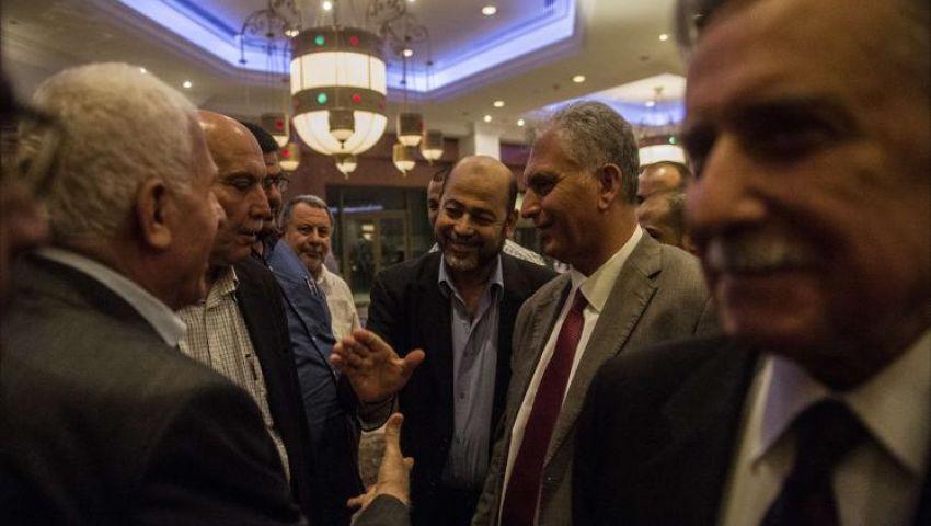 حماس: مفاوضات التهدئة بعد العيد