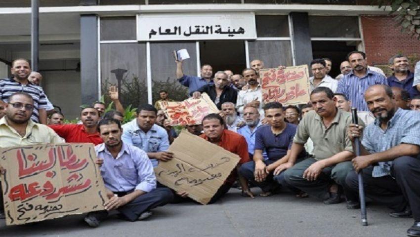 أهالي عمال النقل العام المحتجزين: لا نعرف عنهم شيئا حتى اﻵن