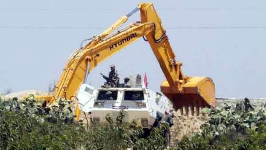 تقرير دولي: هدم الأنفاق يخنق غزة