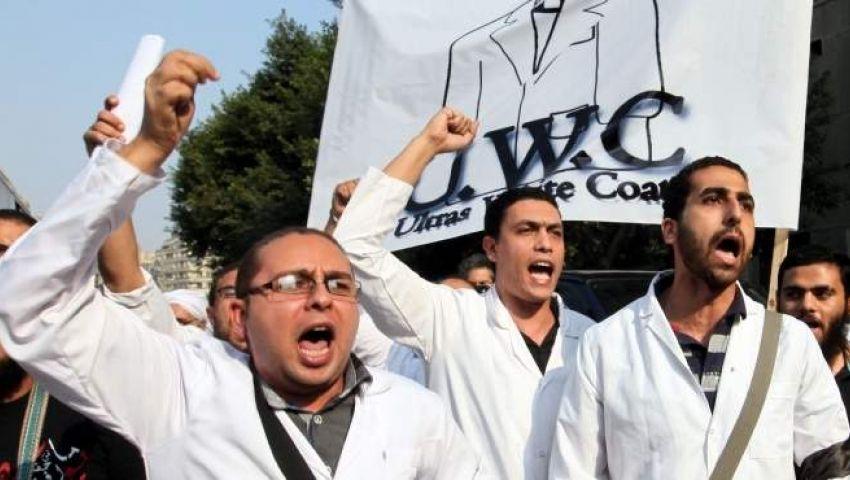 الأطباء تطالب النواب بتغليظ عقوبة الاعتداء على المستشفيات