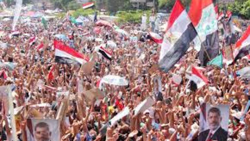 دعم الشرعية يدعو لمليونية الانقلاب هو الإرهاب الثلاثاء