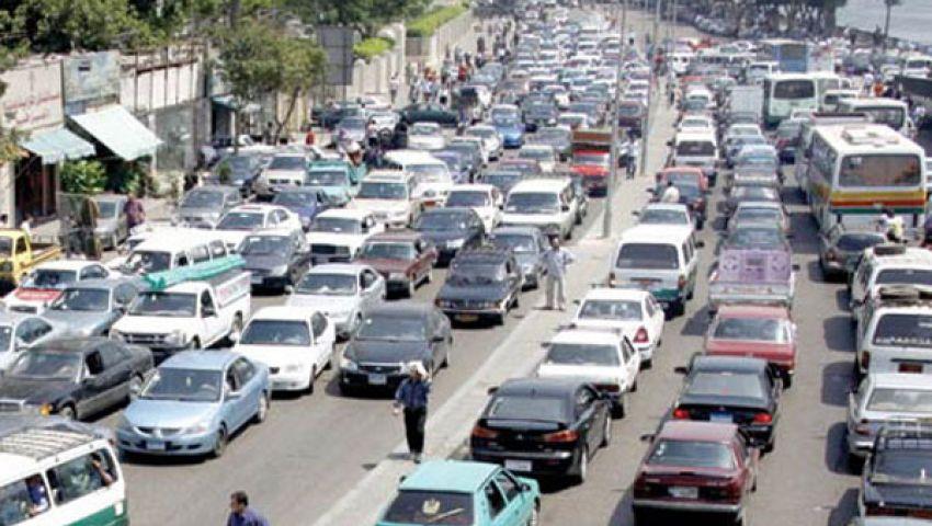 النقل تستعين بـ اسطنبول لحل أزمة المرور