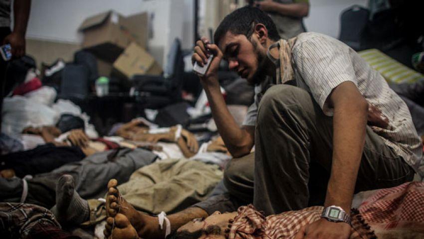 نشطاء عن رابعة: كربلاء أخرى.. لكن القتلة ما زالوا أحياء