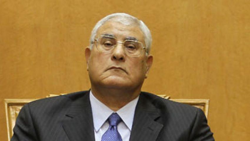 الجماعة الإسلامية: تحصين منصب «منصور» تكريس لـالانقلاب