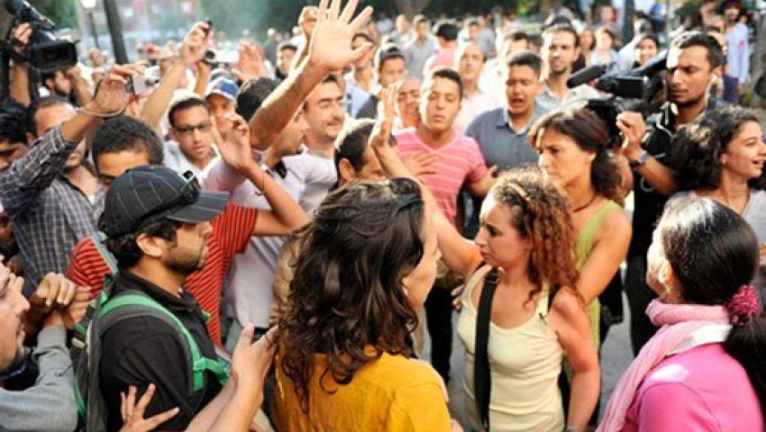 مغاربة يعرضون كِليتهم للبيع أمام البرلمان