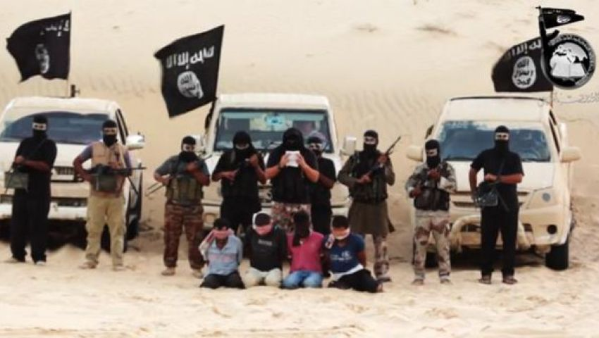 17نوفمبر.. الحكم فى اعتبار داعش تنظيما إرهابيا