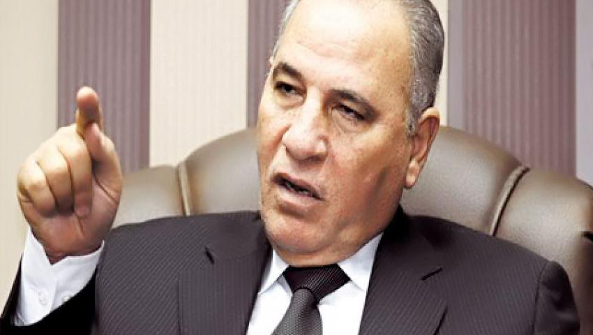 المستشار أحمد الزند: الإخوان استولوا على 78 ألف جنيه من مدينة القضاة