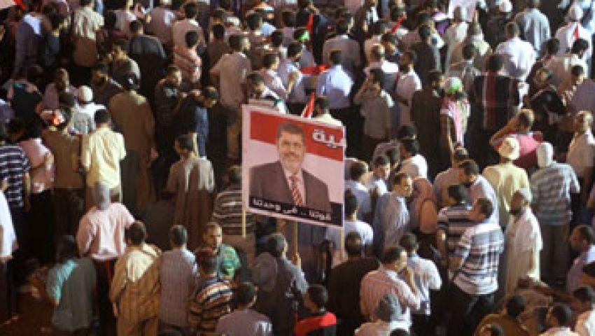بث مباشر لتظاهرات دعم الشرعية ورفض الانقلاب