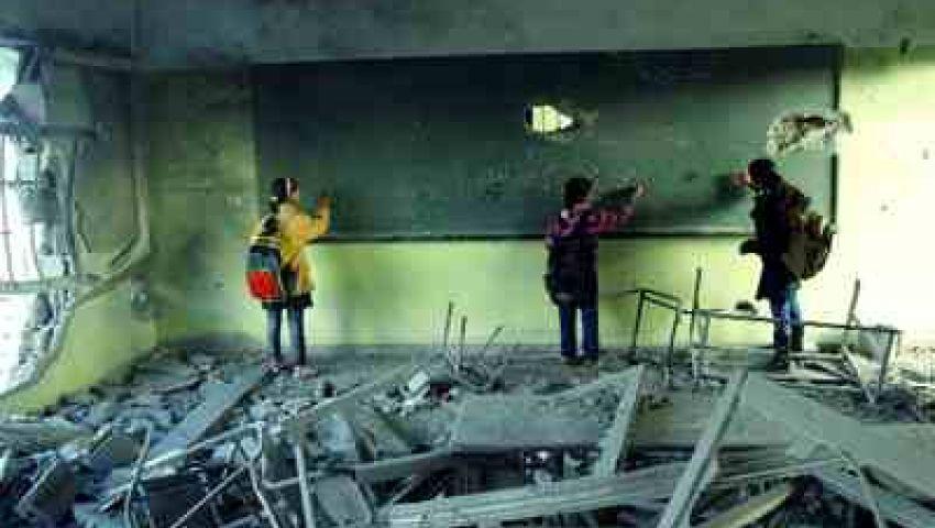 بدء العام الدراسي في الضفة الغربية دون غزة