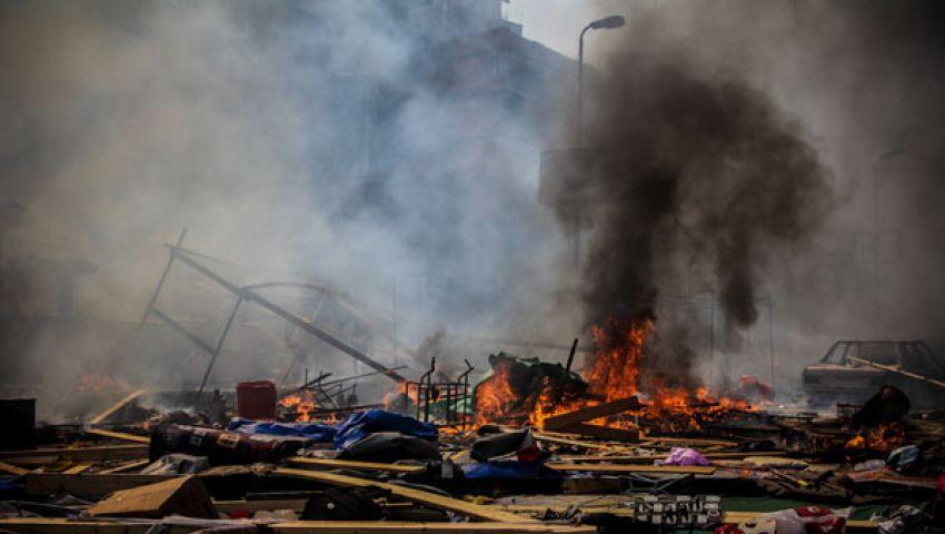 كواليس فض اعتصام رابعة