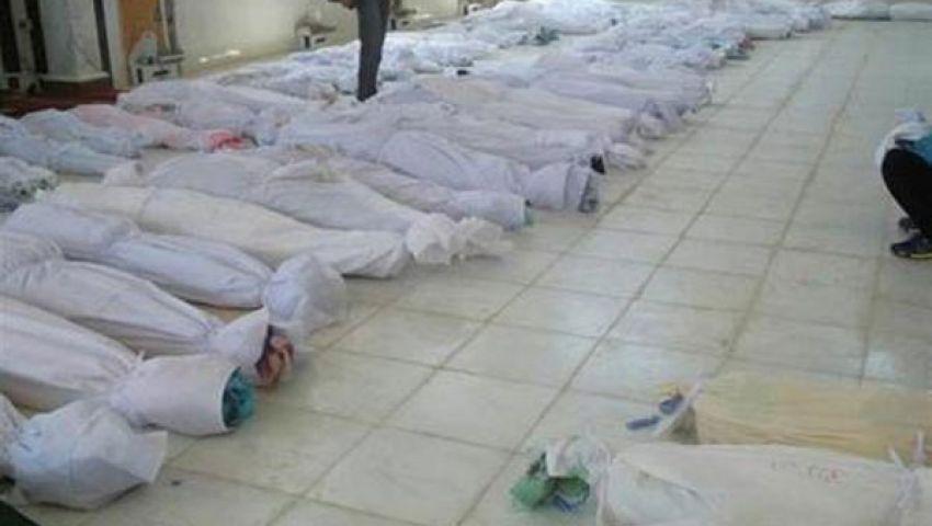 مقتل 72 شخصا برصاص وقنابل قوات الأسد