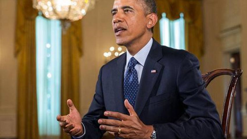 أوباما: سنحاسب الأسد بدون تفويض من مجلس الأمن