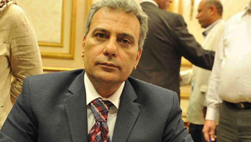 النيابة تستمع لأقوال نجل رئيس جامعة القاهرة