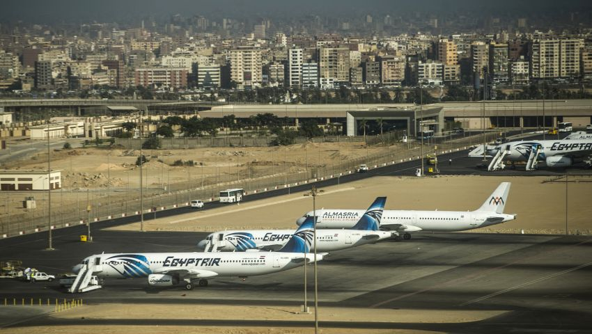 مطار القاهرة يستعد لأكبر تفتيش أمريكي على تأمين البضائع والركاب