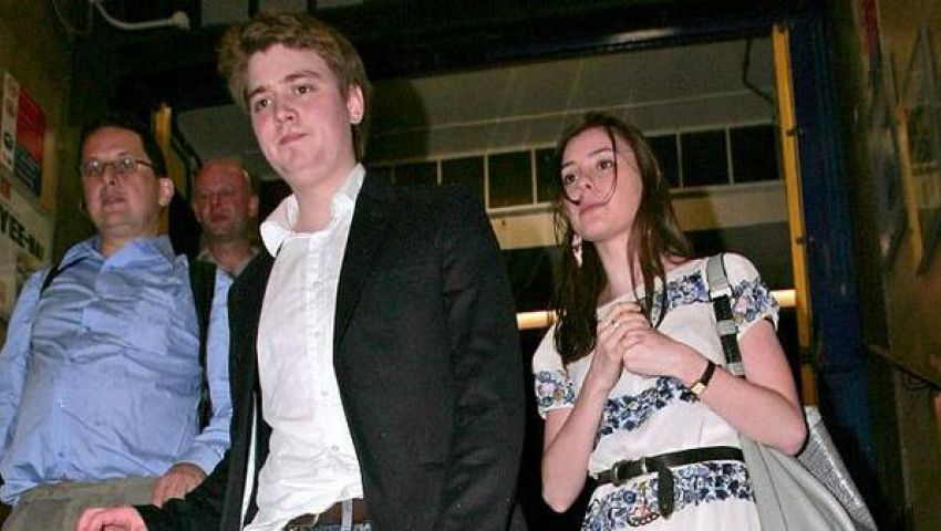 ابن بلير يتزوج فتاة تركية بتكلفة 21 مليون دولار
