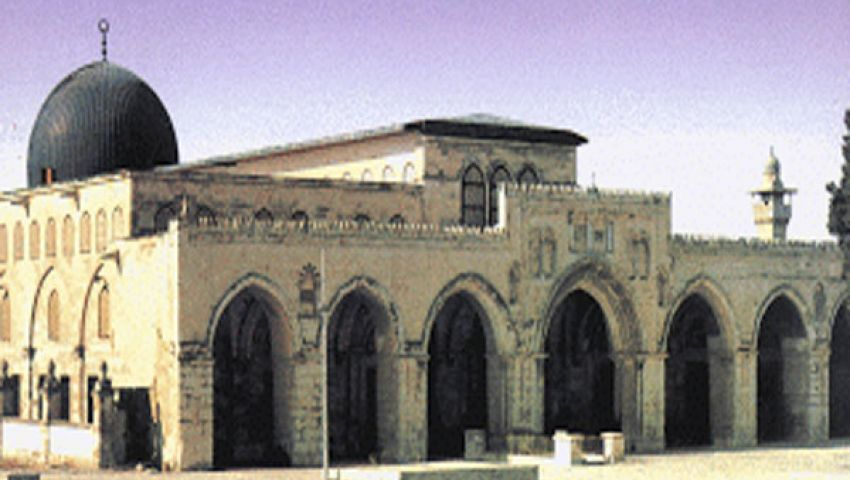 يهود يسعون لبناء كنيس على جزء من المسجد الأقصى
