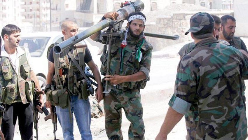 المعارضة السورية تُحكم حصارها على بصرى الشام بدرعا