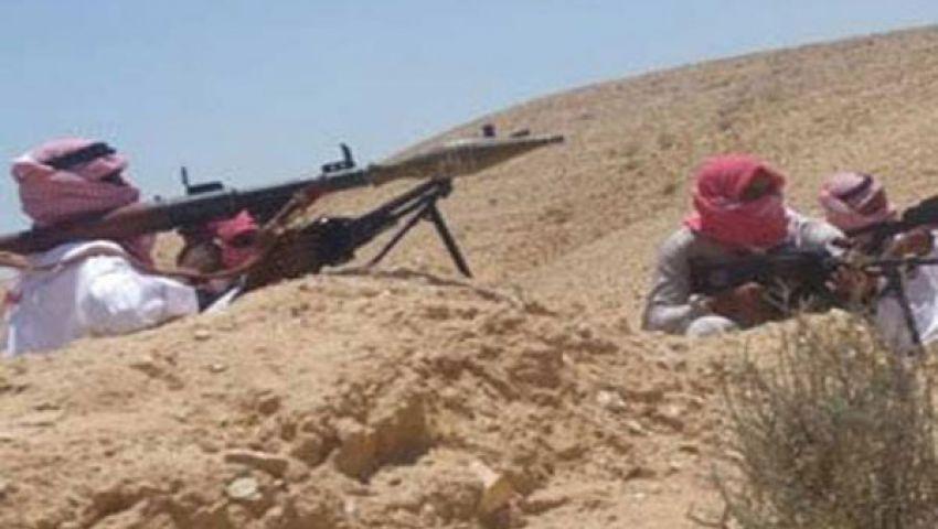 اشتباكات بين الجيش ومسلحين قرب مطار العريش