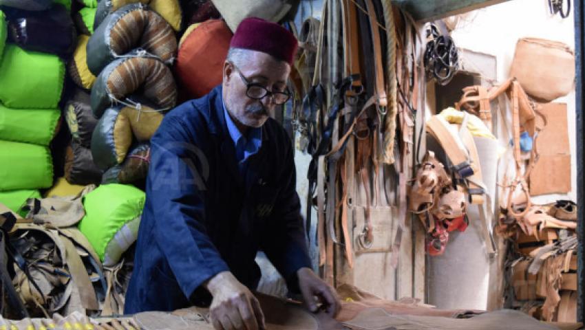 صناعة السروج بتونس.. حرفة تصارع الاندثار