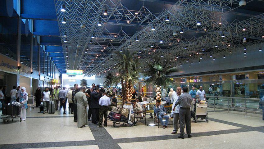 بالتفاصيل  التفتيش يتسبب في أزمة بين الجمارك والشرطة بمطار القاهرة