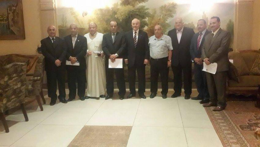 أمين المؤتمر منسقًا عامًا للجبهة المصرية بالإسكندرية