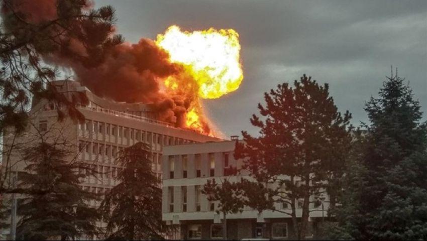 وزيرة العدل الفرنسية: الحديث عن عمل إرهابي في انفجار ليون سابق لأوانه